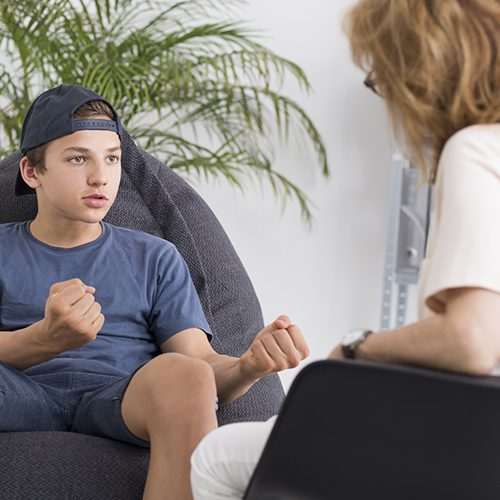 Dealing with anger- professional psychotherapy for children and teenagers